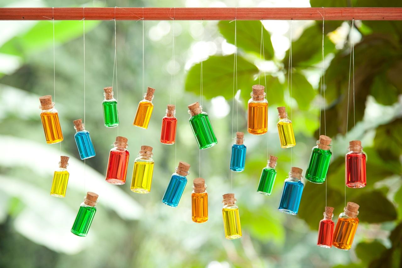 La Casa Blog de Decoraç u00e3o Faça voc u00ea mesmo Vidros de conserva na decoraç u00e3o  # Decoração De Vidros De Conserva Com Eva