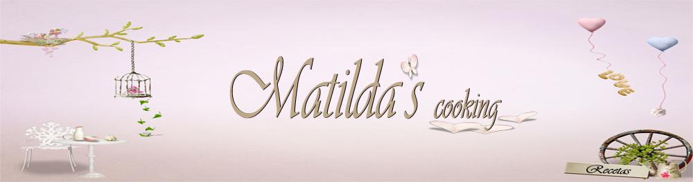 .MATILDA'Scooking