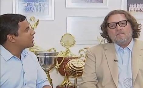 Entrevista Wellington Salgado Globo Esporte fim do time