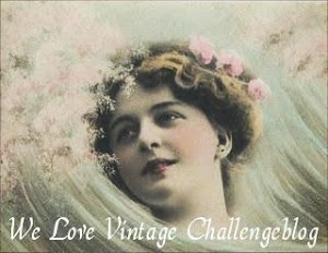 Logo We Love Vintage Challengeblog