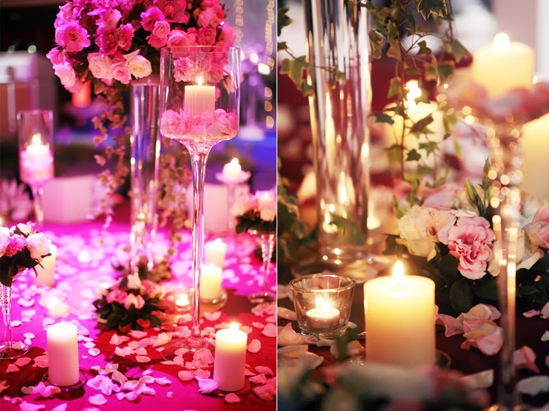 Shangri La Singapore Wedding Decor Photo