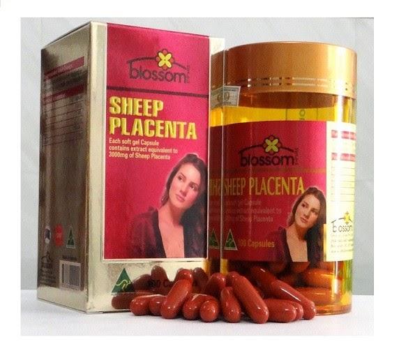 Thực phẩm chức năng Sheep Placenta trị tàn nhang có tốt không?