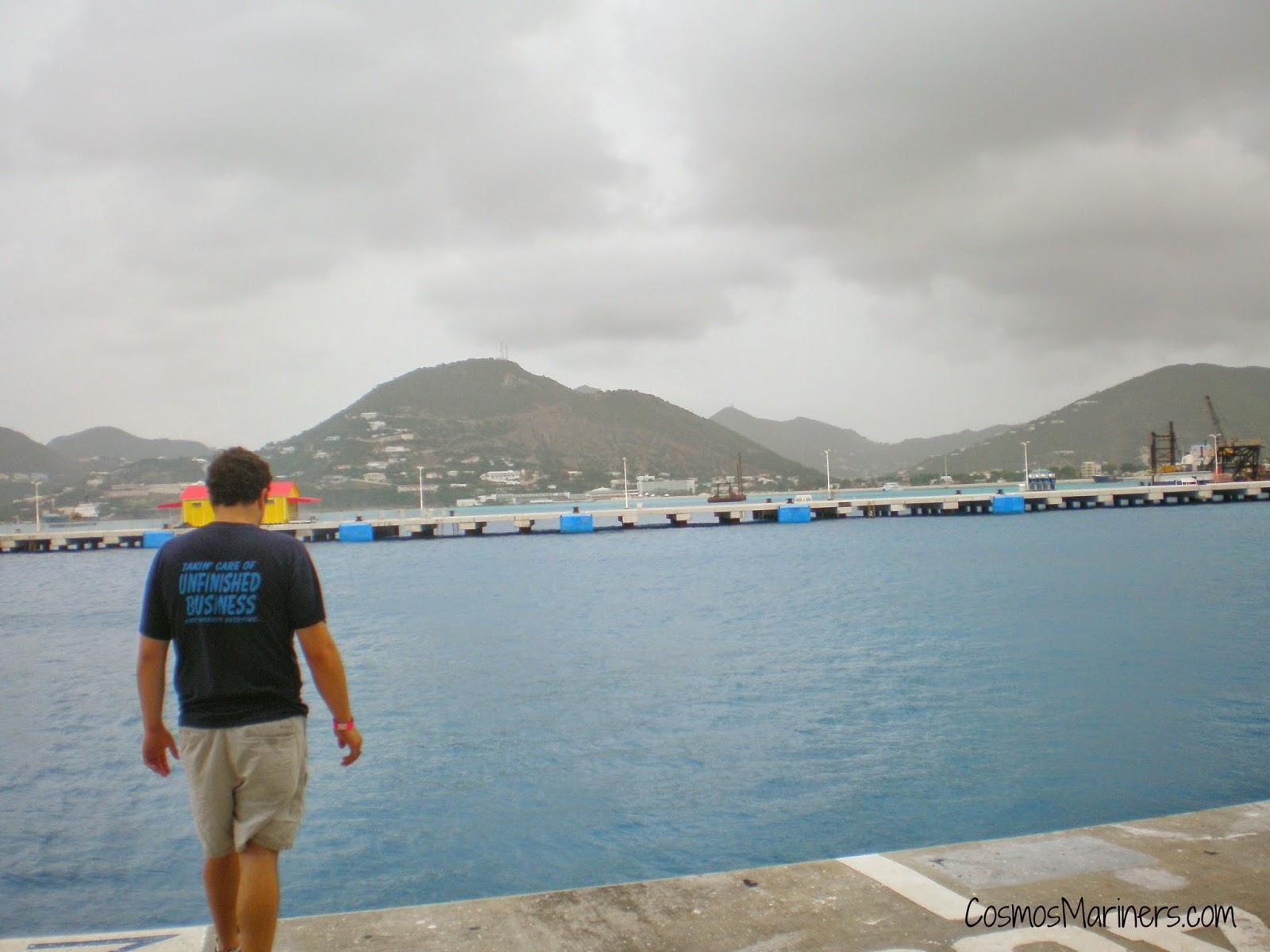 Treetop Fun: Ziplining in St. Maarten | CosmosMariners.com