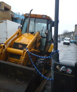 Sistema segurança para tractor