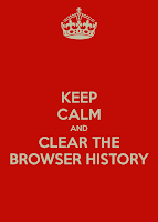 Google Chrome Clear Browser History