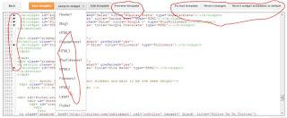 tampilan edit html baru