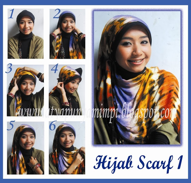 Hijab Scarf 1