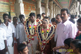 SCS Team Mani Marriage