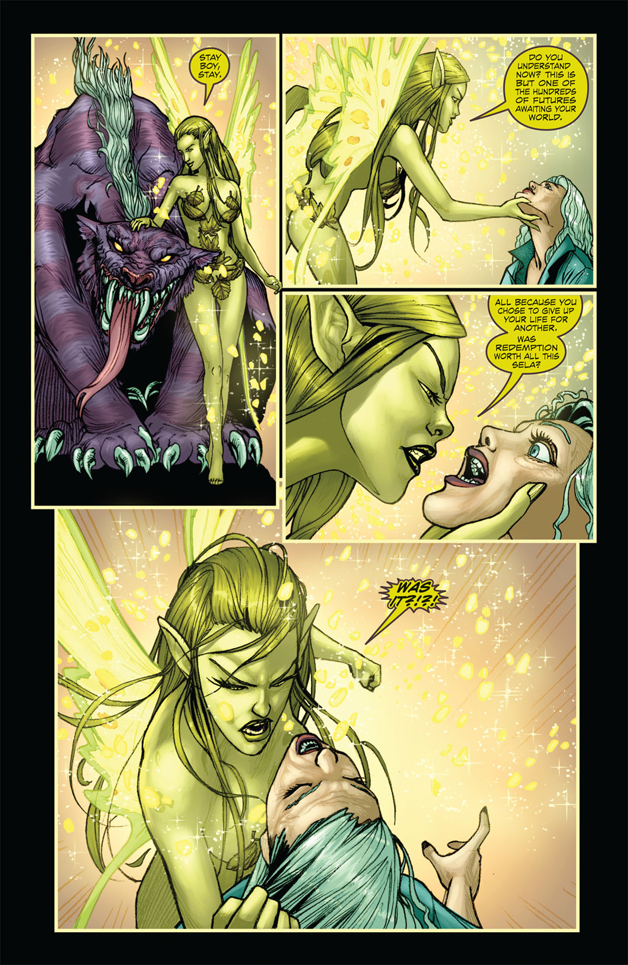 Grimm Fairy Tales (2005) Issue #30 #33 - English 16