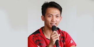 Ihsan Maulana Incar Gelar GP Gold dan Super Series
