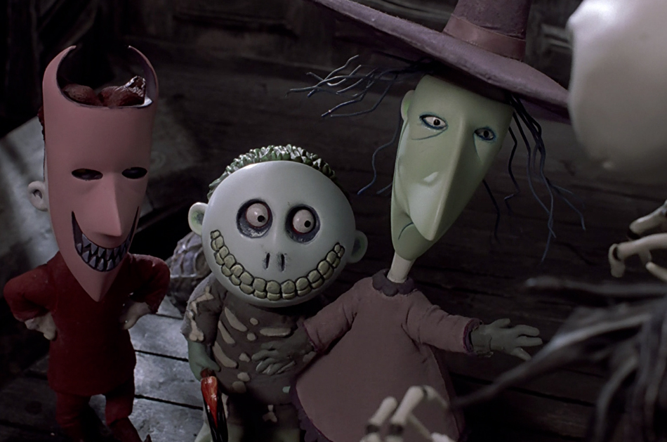 a group of us have decided we want to create lock shock and barrel costumes to start with i grabbed some images of the 3 to start planning - Lock The Nightmare Before Christmas