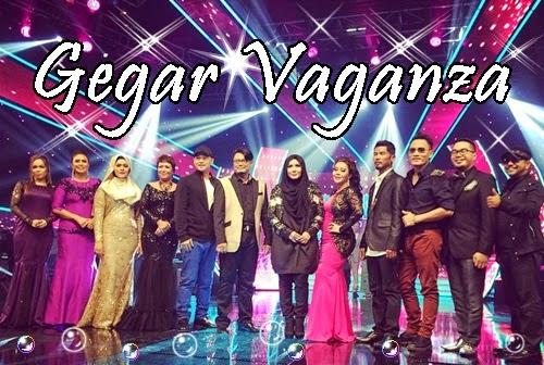 Tema Konsert Gegar Vaganza minggu 6 berdua lebih baik, gambar Gegar Vaganza minggu 6, 8 peserta Gegar Vaganza menyanyi di minggu enam