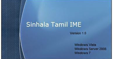 Download FREE DOWNLOAD COLOMBO: Sinhala Tamil IME setup