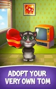 Game My Talking Tom v2.3.1 Apk screenshot by www.ifub.net