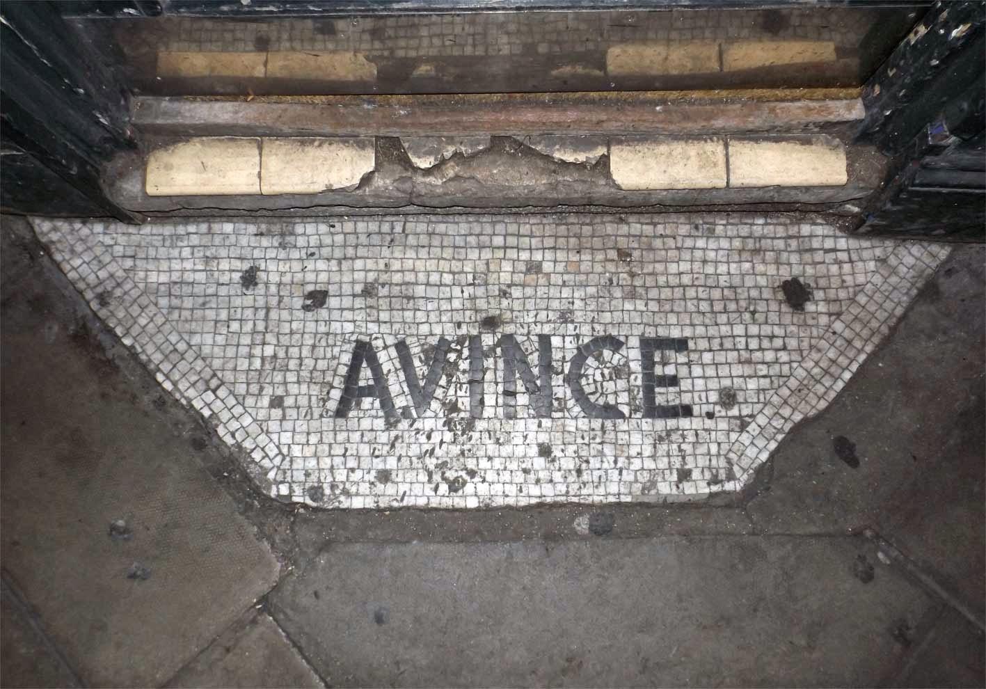 avince or a.vince floor mosaic soho