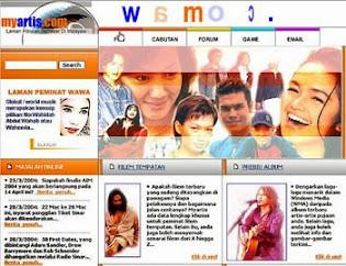 MYARTIS.COM TAHUN 2002-2004