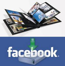 download entire facebook albums ,downloading facebook album , facebook album  tutorials
