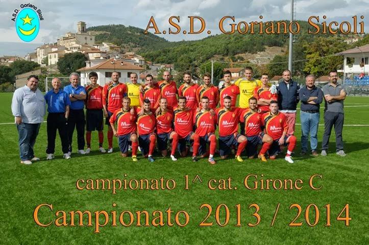 Goriano Sicoli 2013/14