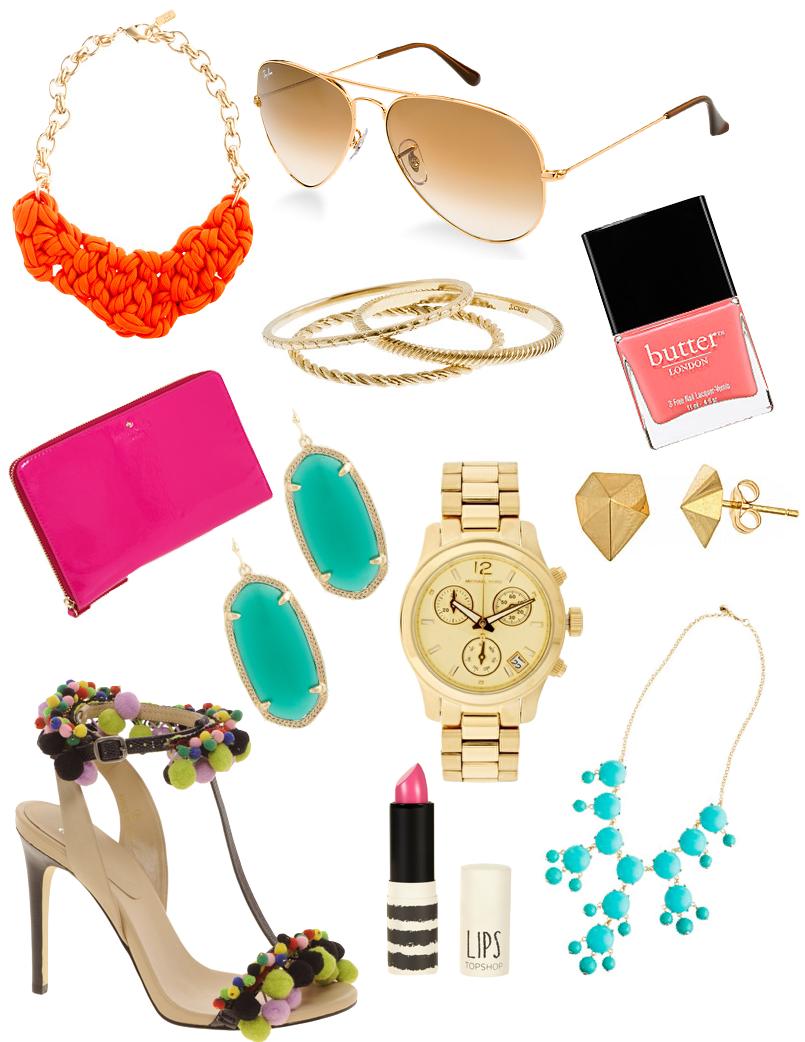 Fashion Friday: Summer (Accessory) Lovin'