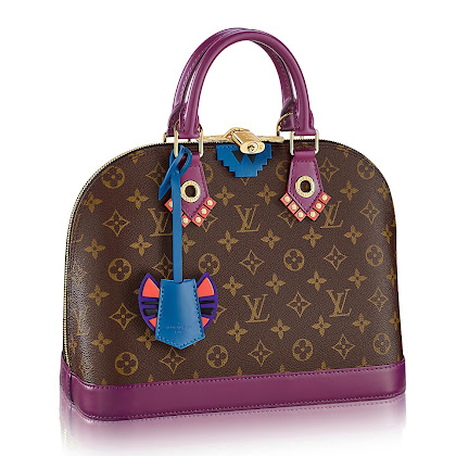 Louis Vuitton - Monogram Totem Collection