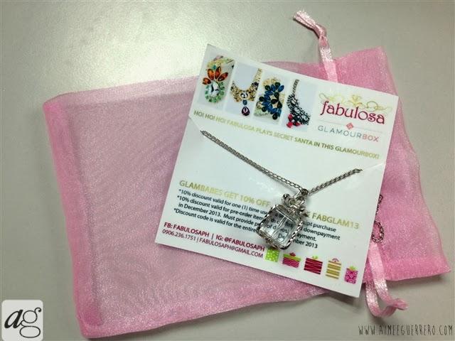 FABULOSA Necklace