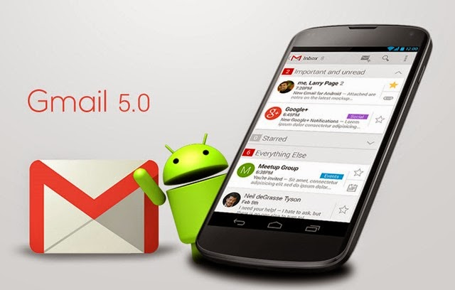 Gmail 5.0 will include emails from Yahoo and Outlook, on the ground of Gmail