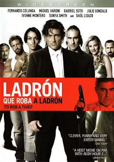 Ladrón que roba a ladrón (2007)   3gp/Mp4/DVDRip Latino HD Mega