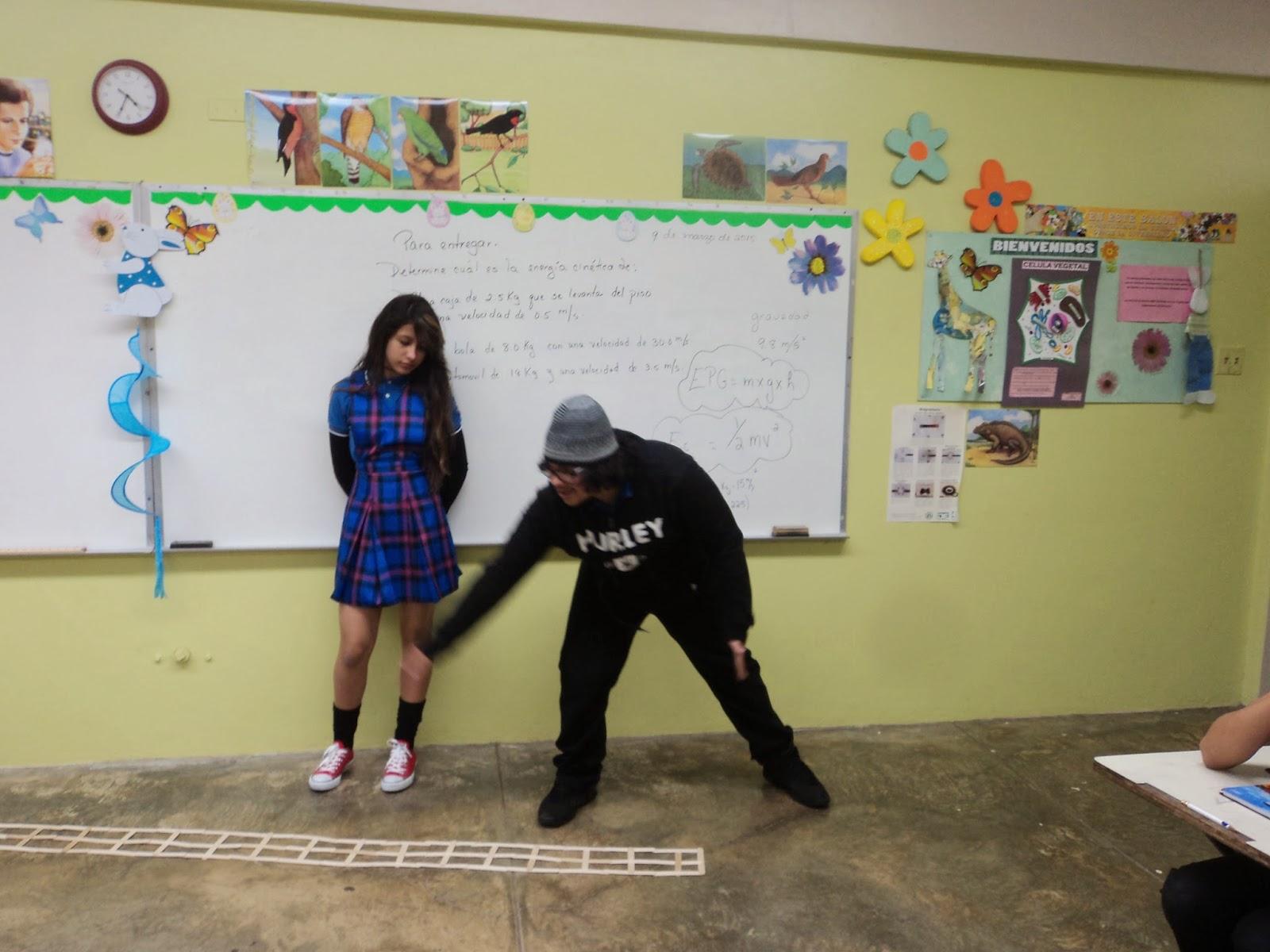 Escuela Ramón De Jesús Sierra: Proyecto de Energía Cinética