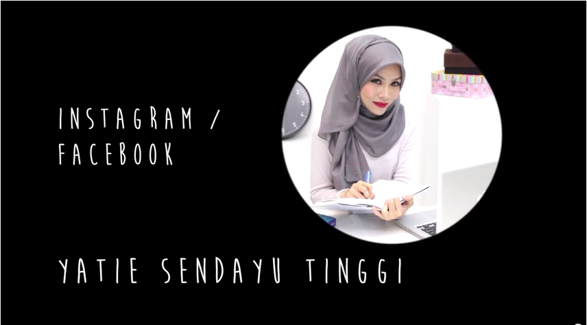 Yatie Sendayu Tinggi: TUTORIAL : STYLE MAKEUP KOREAN UTK