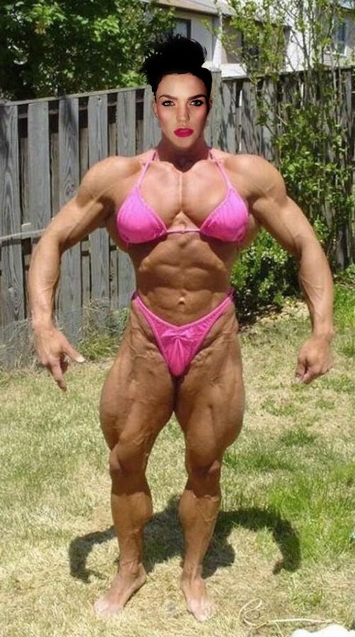 ruby-rose-body, ruby-rose-workout, ruby-rose-gym