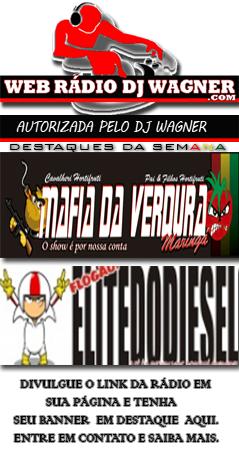 Web Rádio Dj Wagner - A Rádio dos Ninjas