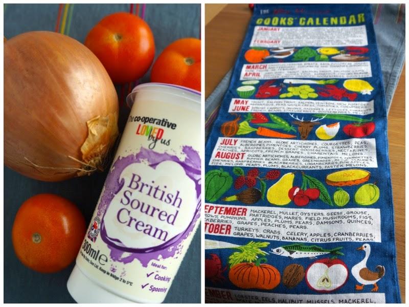Fanny Cradock Tomatoes