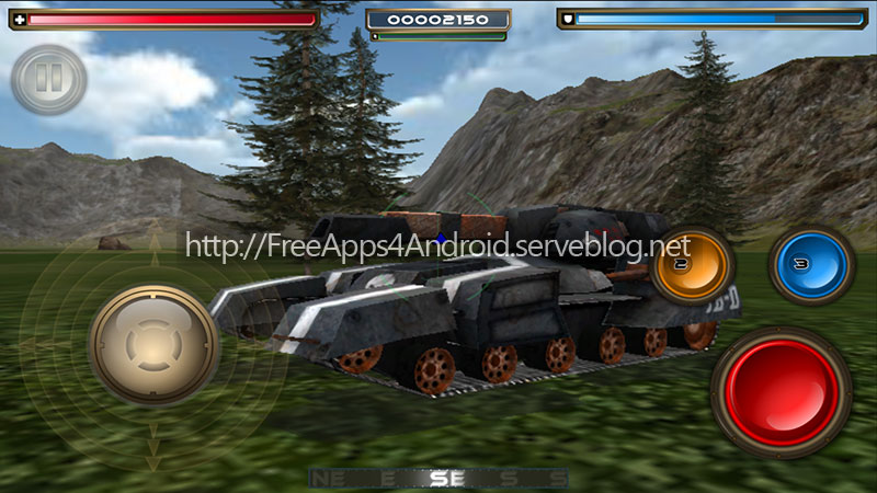 Tank Recon 2 Free Apps 4 Android