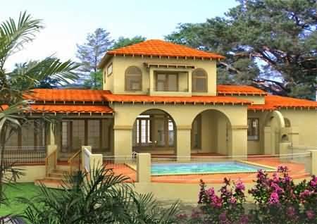 Decor external homes