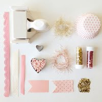 PINK + GOLD COLOR INSPIRATION