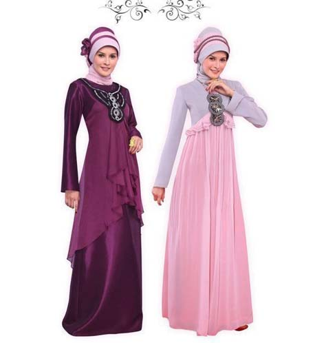 Jubah Remaja Trendy Search Results Hairstyle Galleries