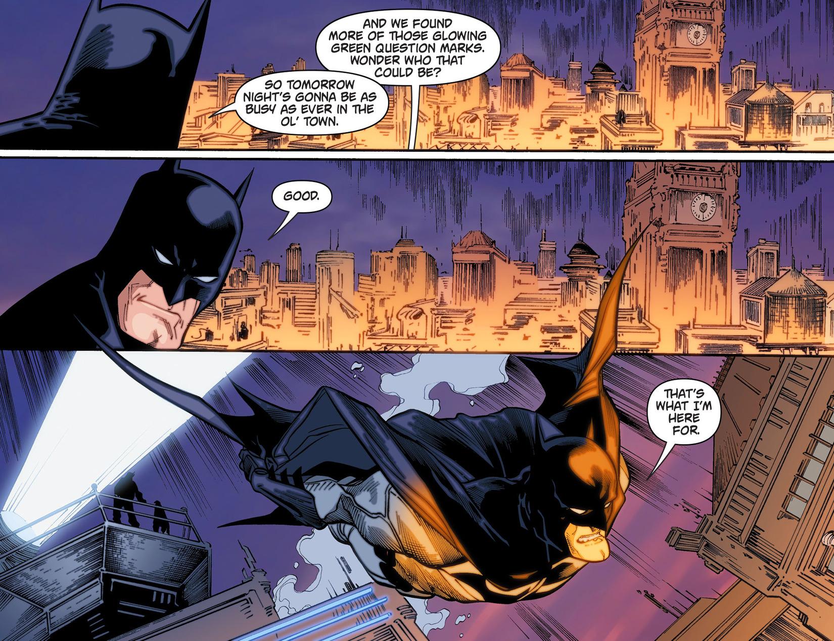 Batman: Arkham Knight [I] chap 39 pic 8