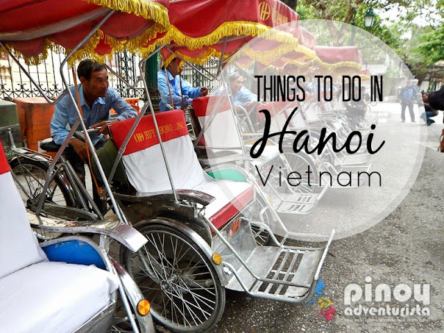 Top Things To Do in Hanoi Vietnam