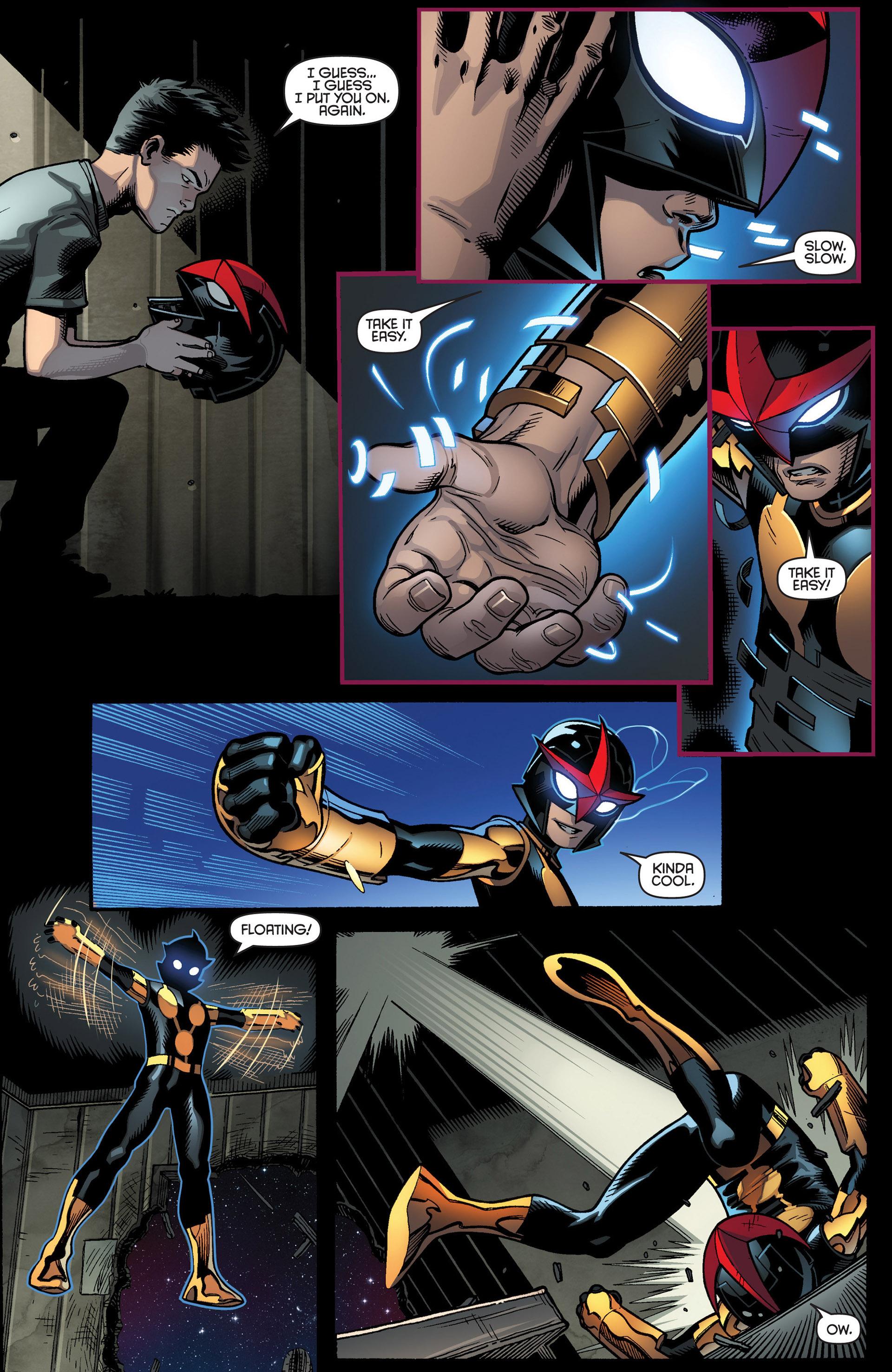 Nova (2013) - Chapter  2 | pic 16