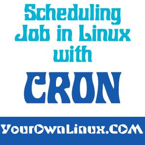how to write a cron job