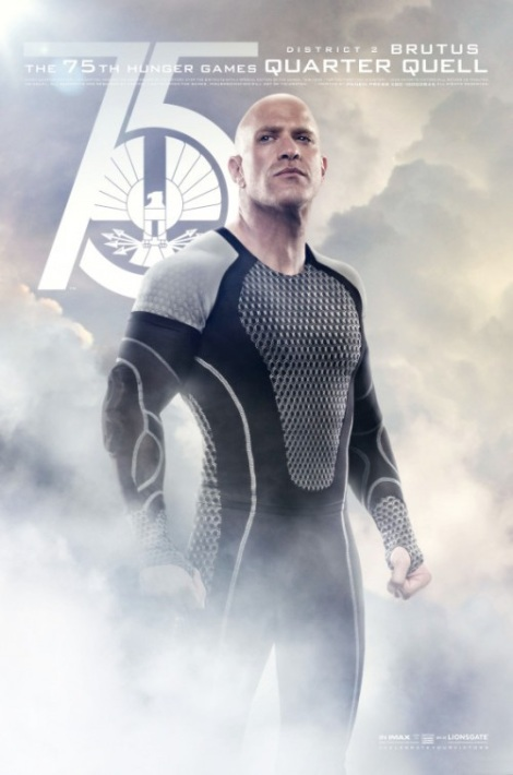 Brutus Catching Fire Movie Poster
