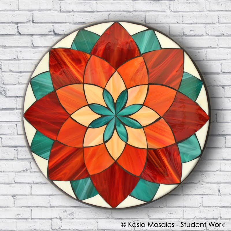 3 Student Work - Mandala