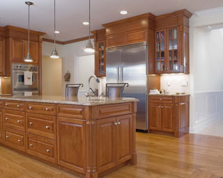 Italian Kitchen Cabinets for American Kitchen