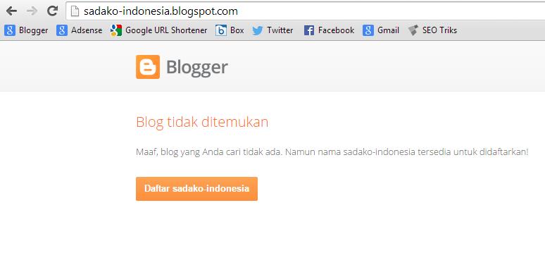 Cara menggunakan Blog Zombi