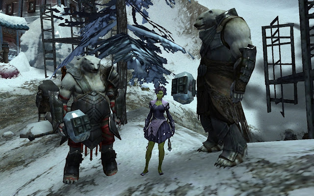 GW2 Kodan polar bear people