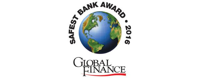 World's Safest Banks 2016