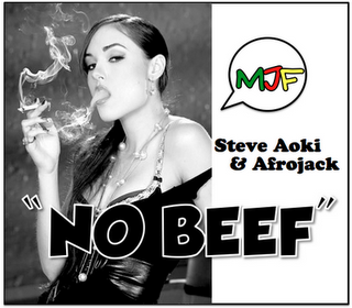 Afrojack & Steve Aoki - No Beef