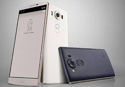 harga Spesifikasi LG V10 Ponsel Kamera