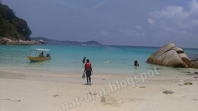 Trip Pulau Perhentian
