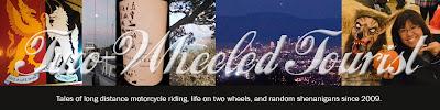 Two-Wheeled Tourist